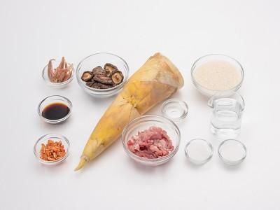 食譜-竹筍鹹粥
