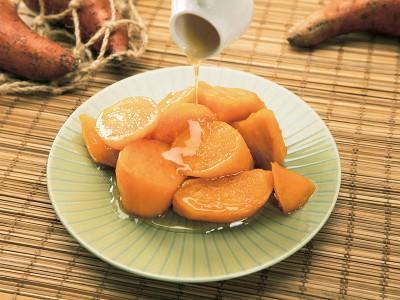食譜-傳統蜜地瓜