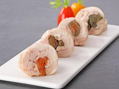 食譜-泡菜雞肉捲