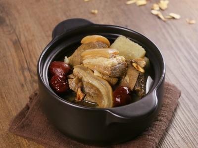 食譜-養生羊肉暖身湯