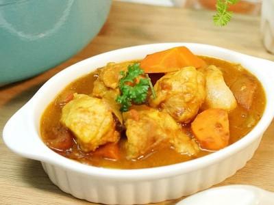 食譜-番茄雞肉咖哩