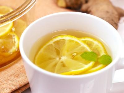 食譜-生薑檸檬茶