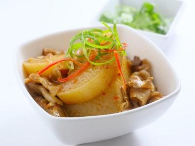 食譜-韓風紅燒蘿蔔