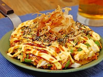 食譜-豆腐米板燒