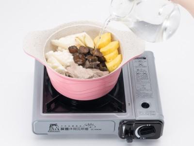 食譜-鳳梨苦瓜排骨湯