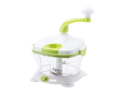 食譜-蔬菜料理機的基本認識與拆卸技巧