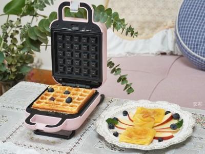 食譜-酥皮也能烤 蘋果派、酥皮布丁儀式感餐點上桌【鬆餅機料理】