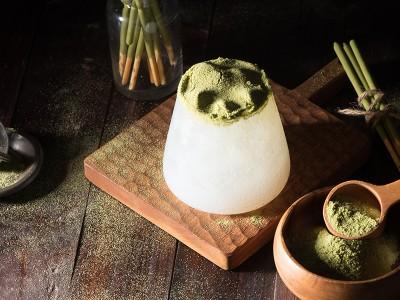 食譜-京都之歌 (抹茶可爾必思氣泡飲)