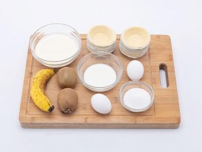 食譜-水果葡式蛋塔