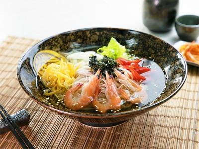 食譜-日式和風全麥冷麵
