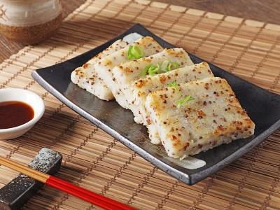 食譜-紅藜麥蘿蔔糕