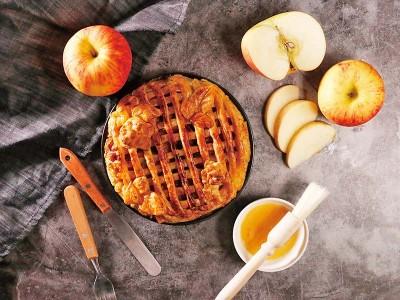食譜-蘋果派