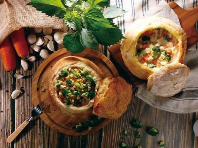 食譜-法式麵包濃湯