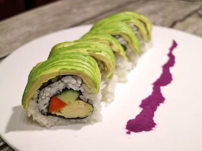 食譜-水果之王創意料理 酪梨加州壽司