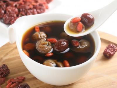 食譜-枸杞桂圓紅棗茶
