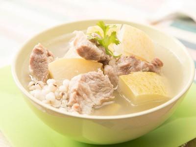 食譜-冬瓜薏仁瘦肉湯