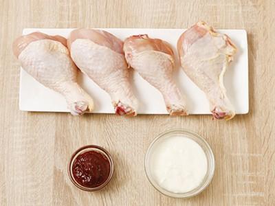 食譜-辣味優格雞