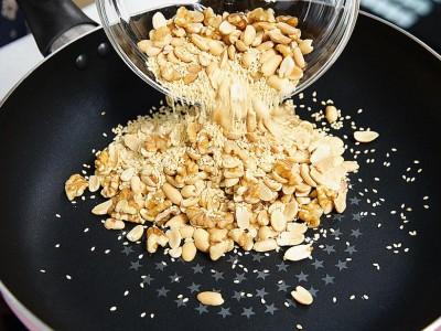 食譜-五穀米漿