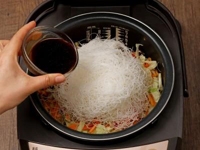 食譜-金瓜炒米粉