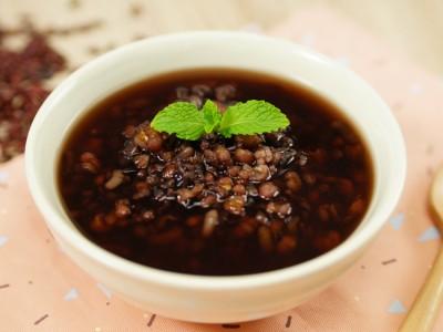 食譜-赤小豆紫米薏仁粥