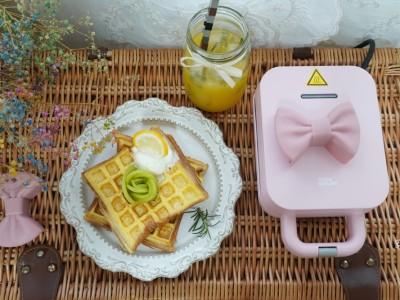 食譜-鍋寶熱壓吐司鬆餅機 百變創意土司【鬆餅機料理】