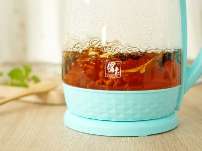 食譜-陳皮生薑茶