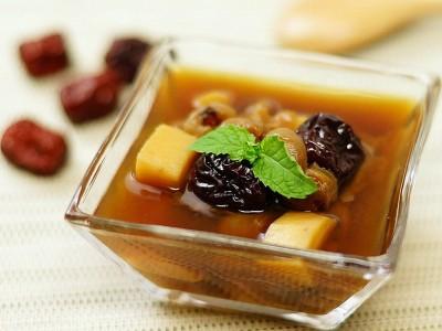 食譜-山藥桂圓甜湯
