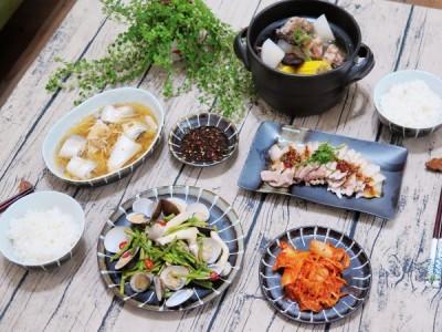 食譜-夏日輕鬆料理&一鍋搞定家常晚餐