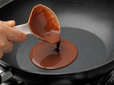 食譜-巧克力千層蛋糕