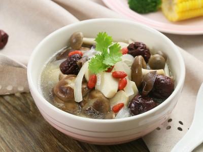 食譜-極致冬菇鍋