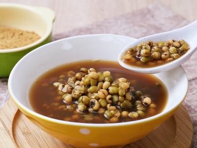 食譜-薏仁綠豆湯