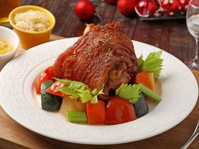 食譜-普羅旺斯燉德國豬腳