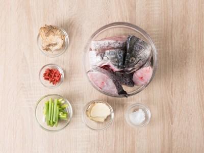 食譜-當歸鱸魚湯