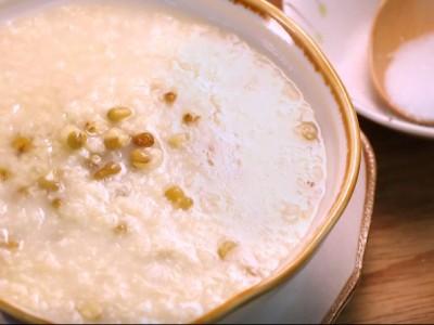 食譜-【阿芳廚房】綠豆小米粥
