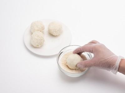 食譜-爆漿起司馬鈴薯球