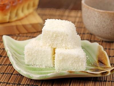 食譜-牛乳糕