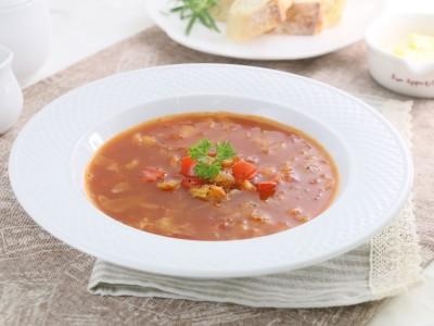 食譜-鄉村番茄蔬菜湯