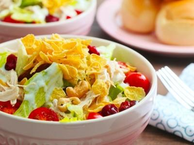 食譜-萵苣沙拉