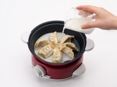 食譜-蕾絲煎餃