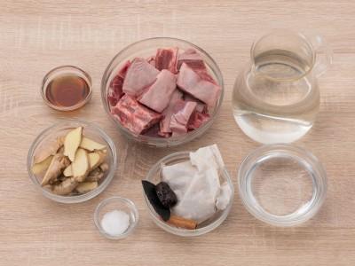食譜-羊肉爐