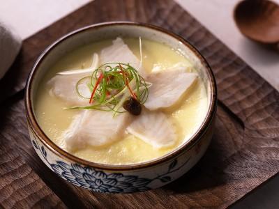 食譜-鯛魚牛奶蒸蛋