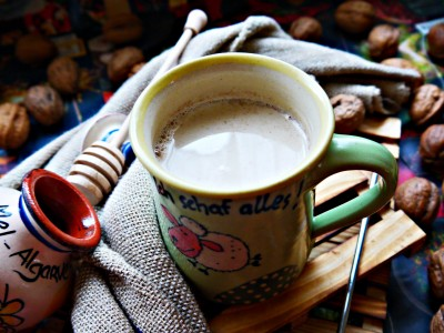 食譜-肉桂黑糖奶茶