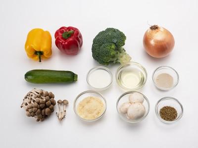 食譜-奶油起司時蔬