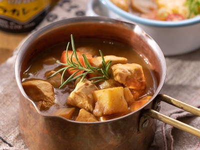 食譜-日式雞肉咖哩