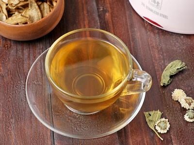 食譜-桑菊茶