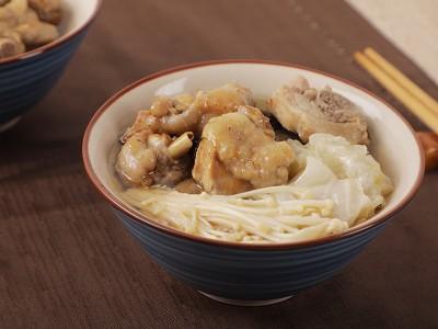 食譜-肉骨茶雞湯