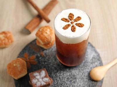 食譜-海鹽奶蓋咖啡