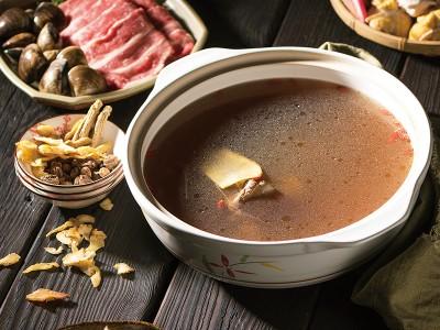 食譜-養生湯底火鍋
