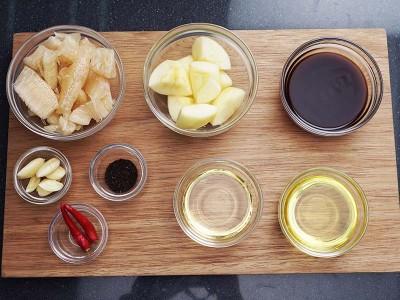 食譜-柚香燒烤醬
