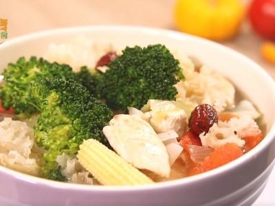 食譜-【阿芳廚房】美人湯